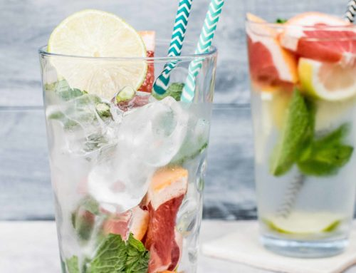 Video Recipe: How to Make a Cool Summer Drink
